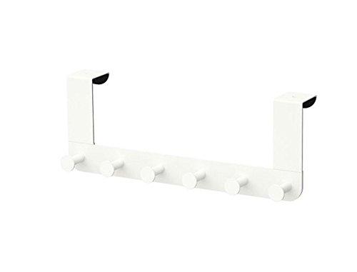 ENUDDEN IKEA Türhaken, Metall, Weiß