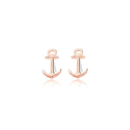 PAUL HEWITT Damen Ohrstecker Rose Gold Northern...