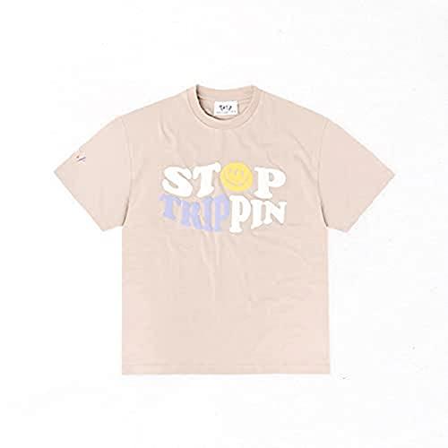 Ldt. STOP TRIPPIN T-Shirt - Größe S