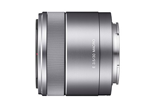 Sony SEL-30M35 Makro-Objektiv (Festbrennweite, 30...