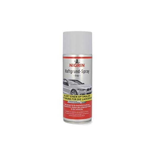 Nigrin Haftgrund-Spray, Grau, 400 ml Sprühdose,...