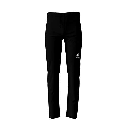 Odlo Herren Pants Aeolus Element Hose, Black, XL