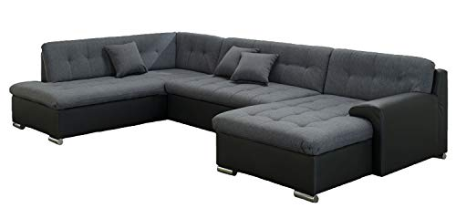 ARBD Wohnlandschaft, Couchgarnitur U-Form, Rocky...