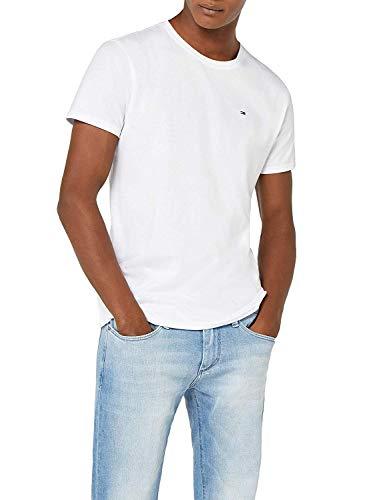 Tommy Jeans Herren Original Jersey Kurzarm T-Shirt...