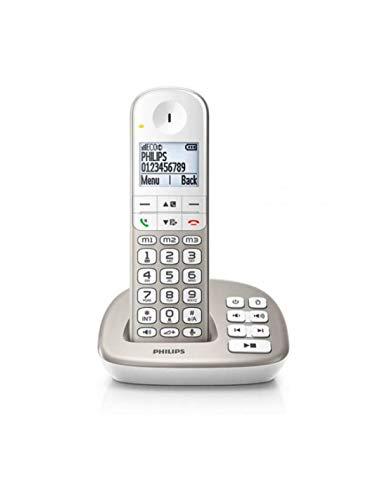 Draadloze telefoon Philips XL4951S/23 1,9' DECT...