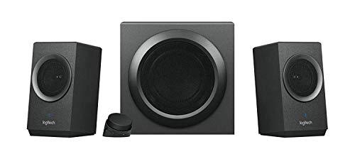 Logitech Z337 Kabelloses 2.1 Lautsprecher-System...