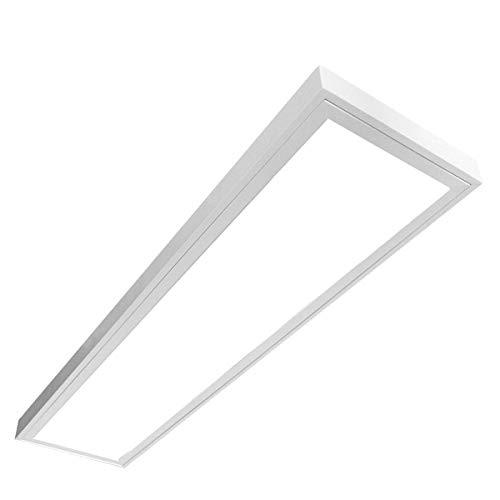 LED Panel 72W, LED Deckenleuchte LUNA, Anbau,...