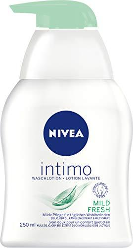 Nivea Intimo Mild Fresh Waschlotion, für den...