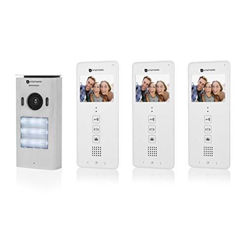 Smartwares DIC-22132 Video-Türeingangskontrolle...