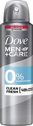 Dove Men+Care Deospray für 24 Stunden Schutz...