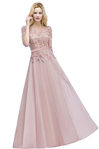 MisShow Abschlusskleider Abendkleid elegant für...