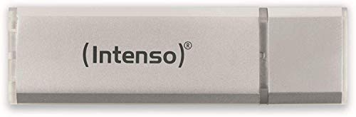 Intenso Ultra Line 64 GB USB-Stick USB 3.0 silber
