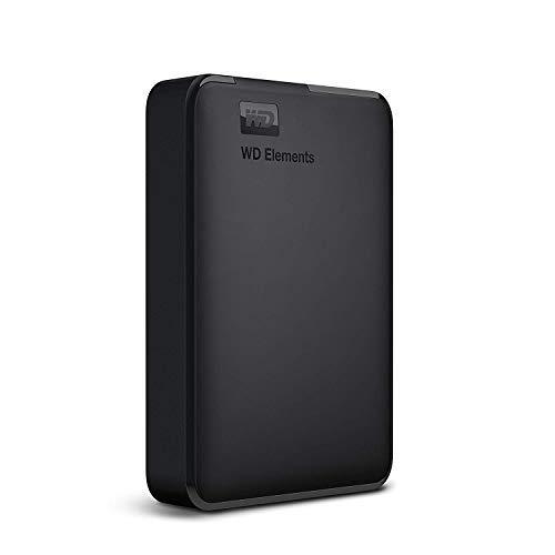 WD Elements externe Festplatte 4 TB (USB...