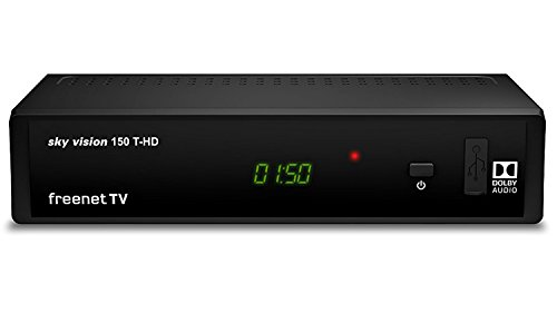 Sky vision 150 T-HD – DVB-T2 Receiver (Digitaler...