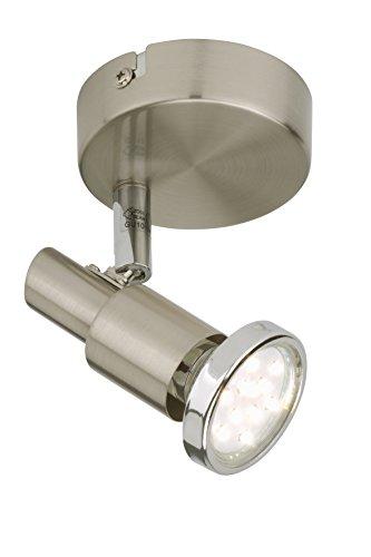 Briloner Leuchten LED Wandleuchte, LED-Spot dreh-...