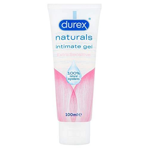 Durex Naturals Extra Sensitive Gleitgel auf...