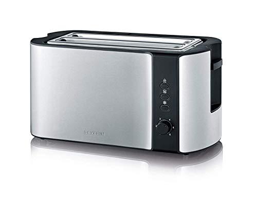 SEVERIN Automatik-Toaster, 2 Langschlitzkammern,...