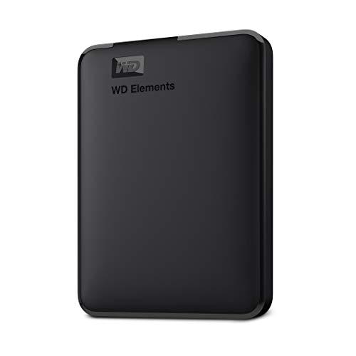WD Elements Portable, externe Festplatte - 2 TB -...