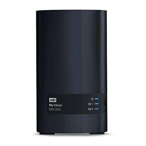 Western Digital 8 TB My Cloud EX2...
