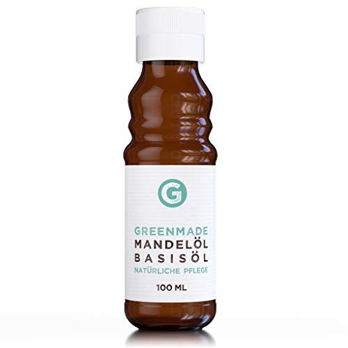 Mandelöl 100ml - reines Basisöl zur veganen...