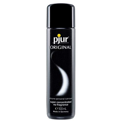 pjur ORIGINAL - Premium Silikon-Gleitgel - lange...