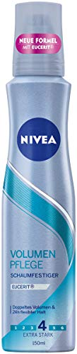 NIVEA Volumen Pflege Schaumfestiger im 3er Pack (3...