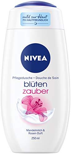 NIVEA Blütenzauber Pflegedusche (250 ml),...