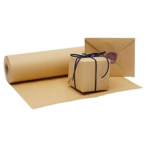 Packpapier-Rollevon Juvale - Kraftpapier-Rolle...
