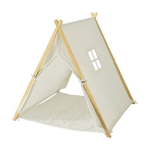 SoBuy® OSS02-W Spielzelt Zelt für Kinder mit 2...