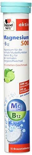 Doppelherz Magnesium 500 Brausetabletten / Gut...