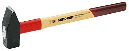 GEDORE 609 H-5 Vorschlaghammer ROTBAND-Plus 5 kg,...
