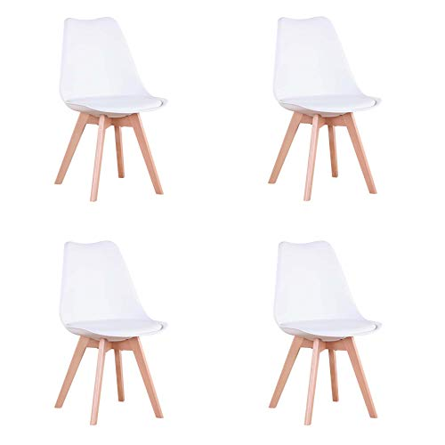 N / A GrandCA Home 4er Set Stühle,...