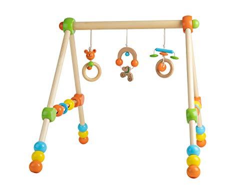 Bieco Spieltrapez | Spielbogen für Babys...