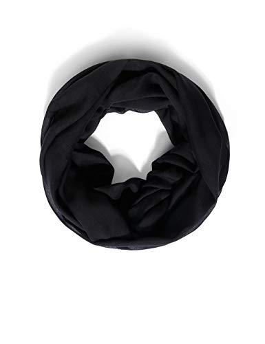 Cecil Damen 571299 Mode-Schal, Black, A