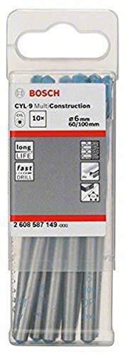 Bosch Professional Mehrzweckbohrer CYL-9 Multi...