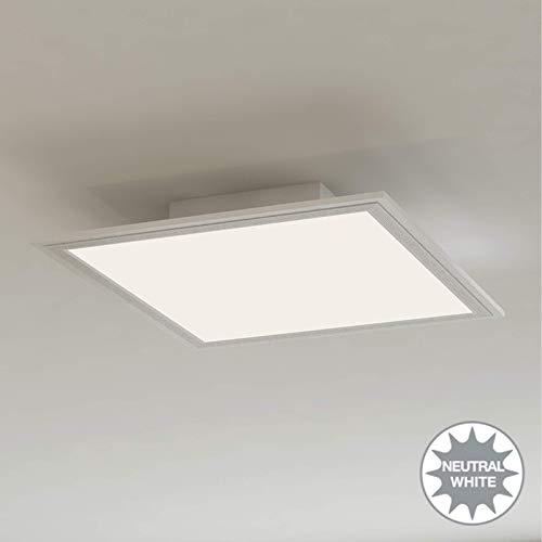 Briloner Leuchten - LED Deckenleuchte-Panel,...