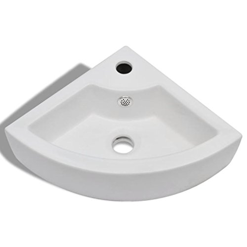 Galapara Waschbecken (Keramik Eck)...
