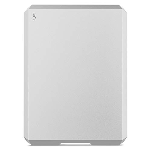 LaCie MOBILE DRIVE Moon, tragbare externe...