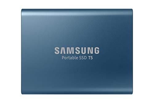 Samsung MU-PA500B/EU Portable SSD T5 500 GB USB...