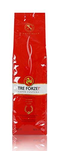 TRE FORZE! Espresso Caffè - Bohnen 1kg -...