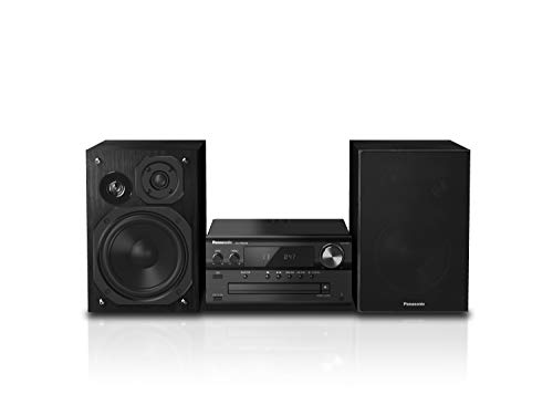 Panasonic SC-PMX94EG-K Micro HiFi System (120 W...