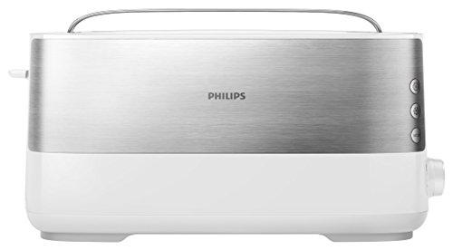 Philips Langschlitztoaster (Edelstahl) 8...