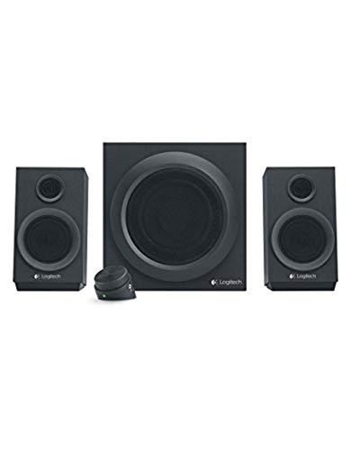Logitech Z333 2.1 Lautsprecher-System mit...