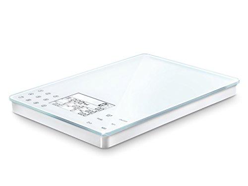 Soehnle Food Control Easy, digitale Küchenwaage,...