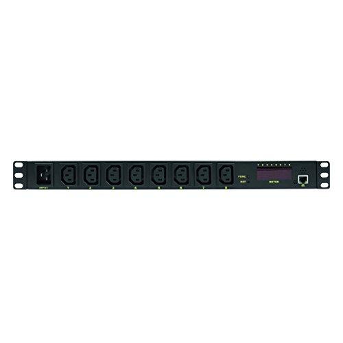 LogiLink Professional PDU8P01 Hochwertige IP 19'...