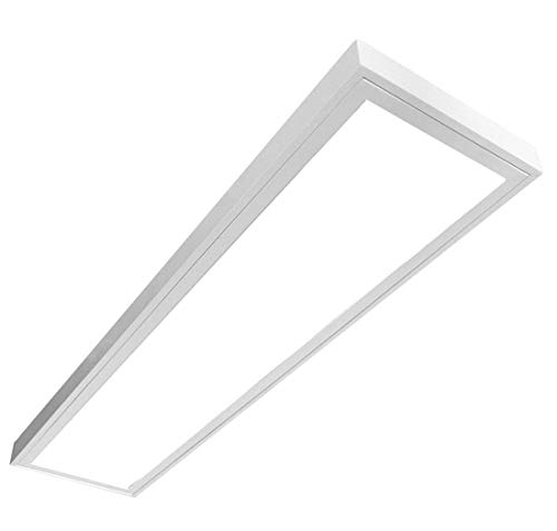LED Panel LUNA 54W, LED Deckenleuchte, Anbau...