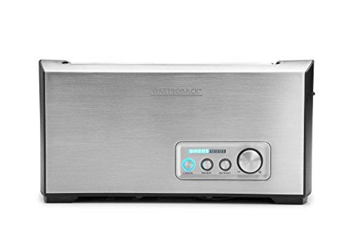 Gastroback 42398 Design Toaster Pro 4S,...
