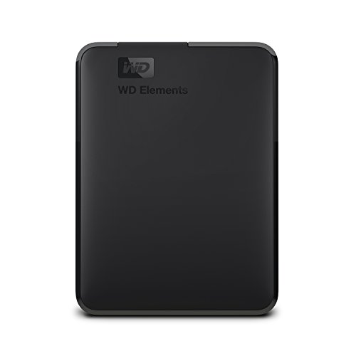 WD Elements Portable , externe Festplatte - 3 TB -...