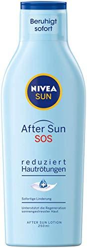 NIVEA SUN Regenerierende After Sun Lotion, 250 ml...