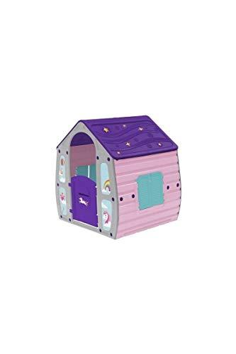 COIL Spielhaus für Kinder Gartenhaus...